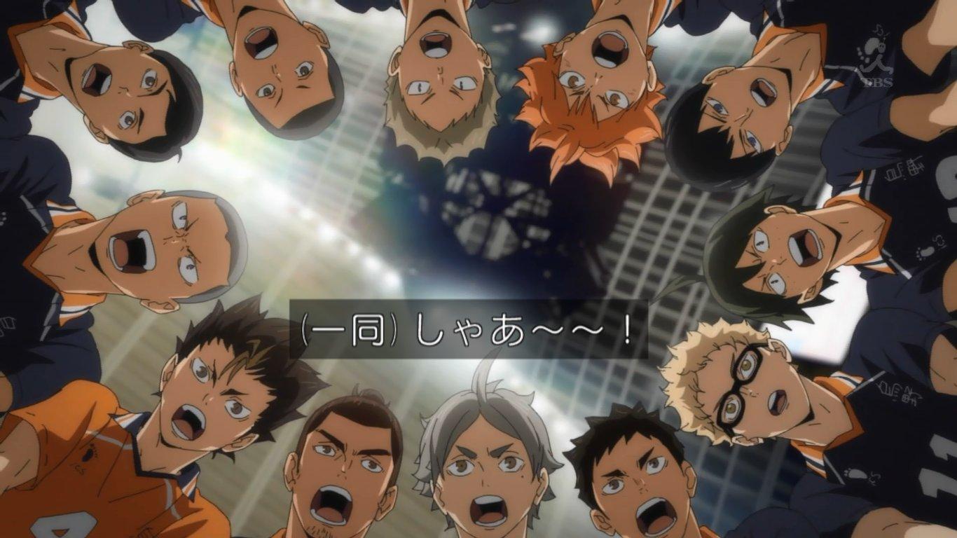 Haikyuu!! Season 4 - Episode 10