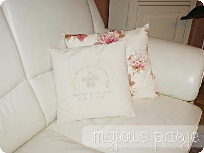 Framcuskie poduszki