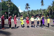 Wabup Tutup Resmi Barugaia Cup II 2018, Bandara FC Juara I