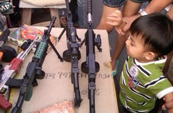Mainan Anak Balita 2-5 Tahun yang Perlu Diwaspadai dan Dihindari