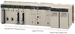 wiring plc omron