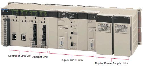 PLC Omron Bertipe Rack