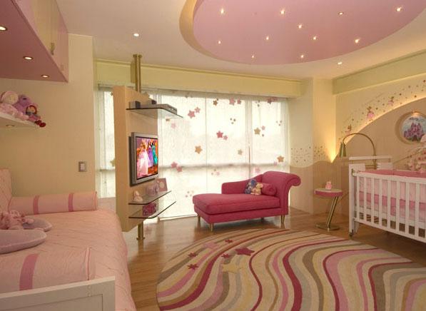 Lilibaby ideas para decorar cuarto de ni a - Adornos habitacion bebe ...