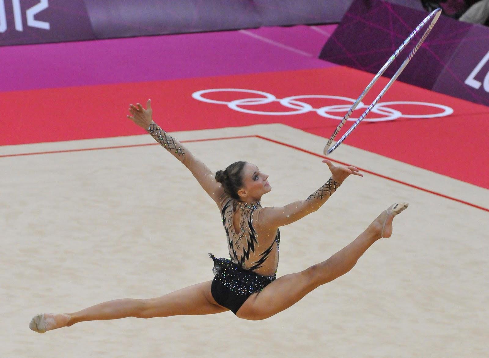OLYMPIC STYLE..Rhythmic Gymnastics London 2012 Summer