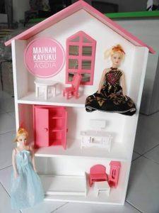 Rumah Barbie Mainan Anak