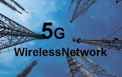 5G Wireless Network High Speed Connection