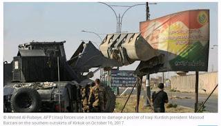 Kurd referendum unconstitutional