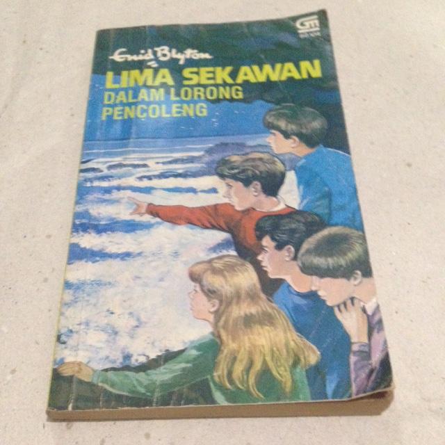 Novel Lima Sekawan Pdf
