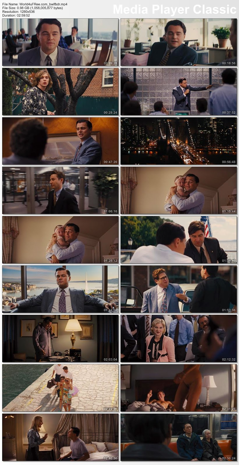 download torrent the wolf of wall street 1080p