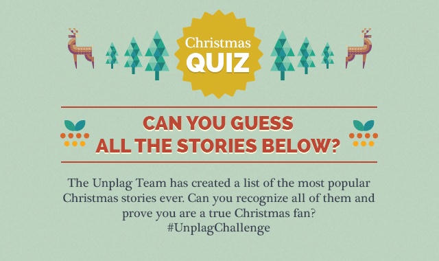 Christmas Story Quiz by Unplag
