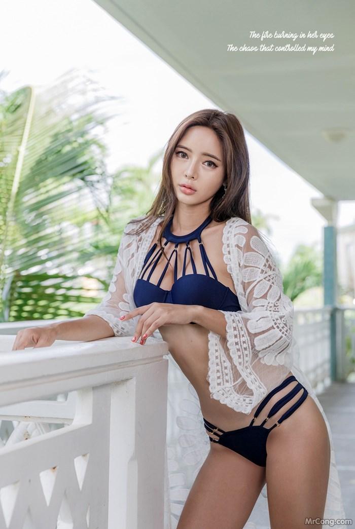 Image Kim-Bo-Ram-MrCong.com-005 in post Người đẹp Kim Bo Ram nồng nàn quyến rũ với trang phục biển và nội y (405 ảnh)