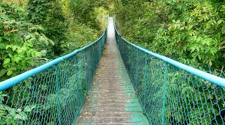 Іванопілля. Міст через Кривий Торець