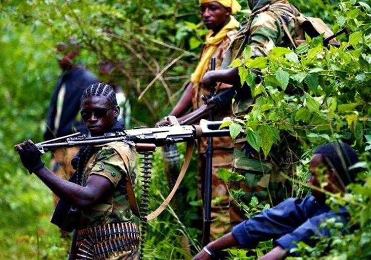 Pek çok Afrika askeri başına buyruk hareket etmektedir, aldığı emirleri kendi istediği şekilde yerine getirmektedir.