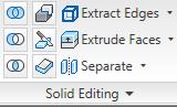 perintah solid editing dengan Autocad
