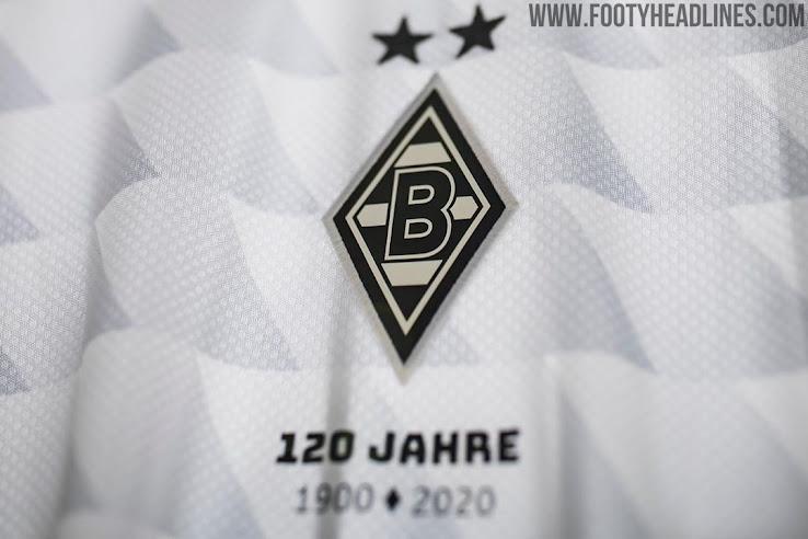 Es sind bereits erste details für die neuen trikots von borussia mönchengladbach. Borussia Monchengladbach 20 21 Home Kit Released Different Sponsor On Match Jerseys Footy Headlines