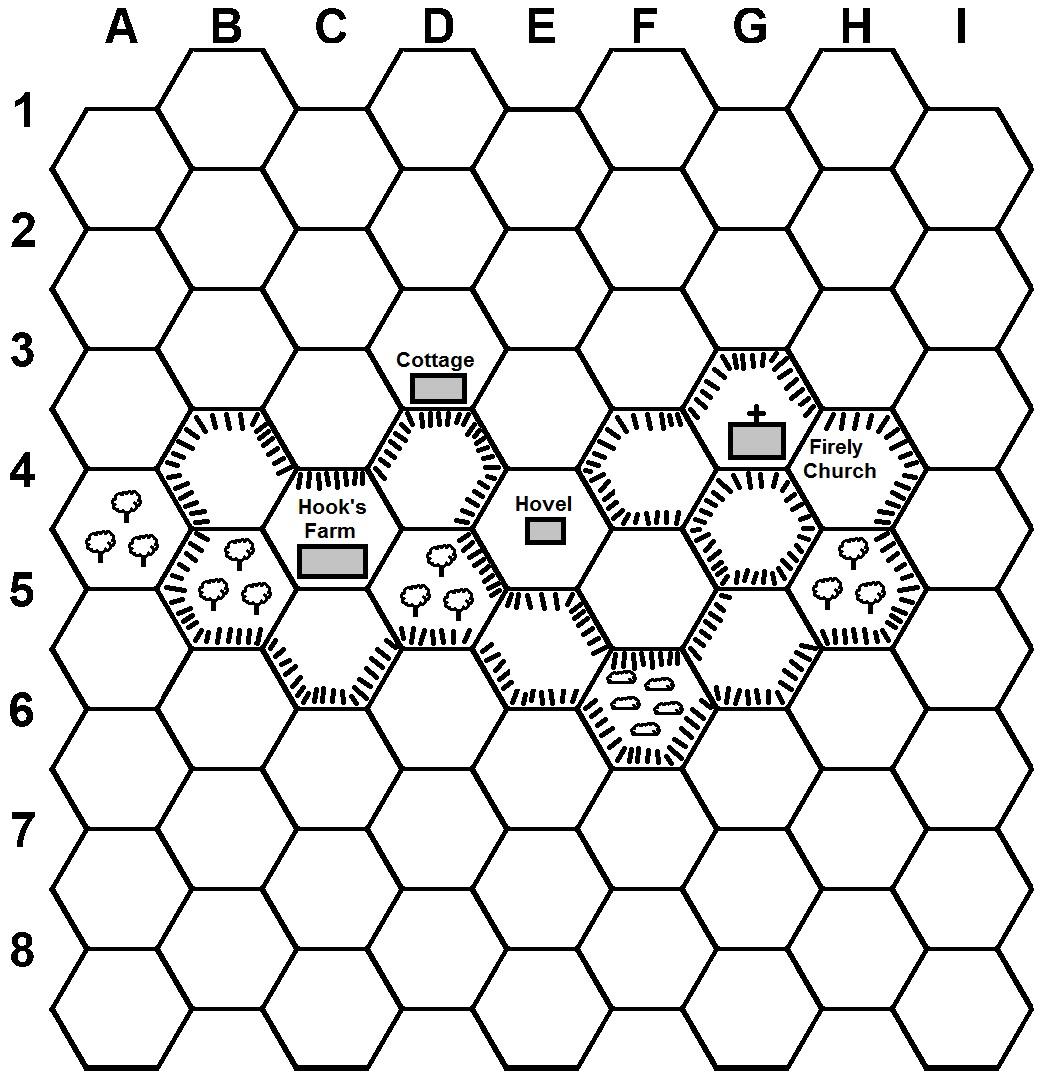 photograph relating to Printable Hexagon Grid named Hexagon Grid Generator