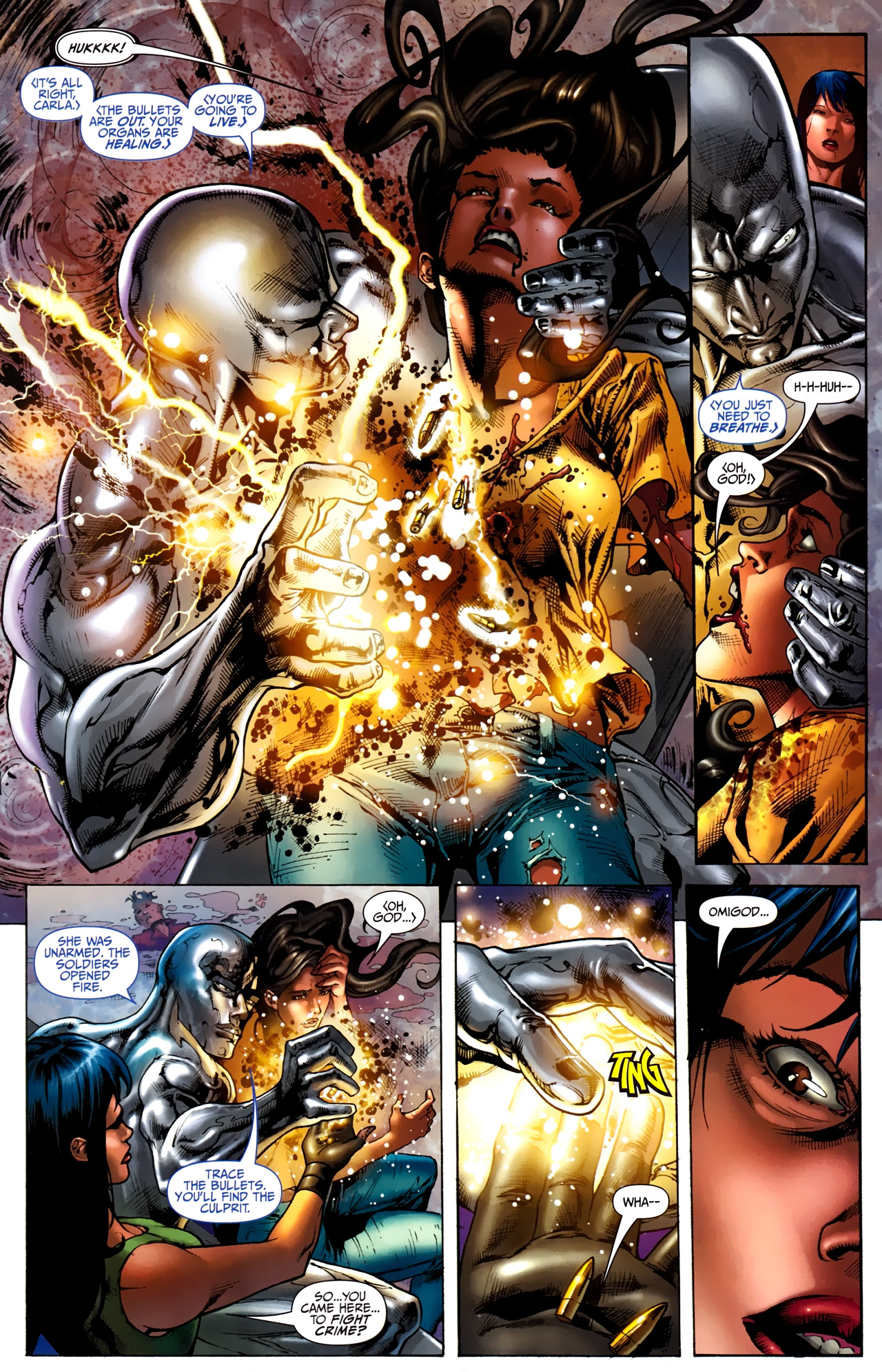 Read online Silver Surfer (2011) comic -  Issue #1 - 16