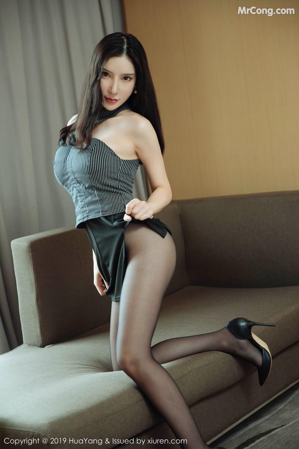 Image HuaYang-2019-04-03-Vol.127-Zhou-Yuxi-Sandy-MrCong.com-010 in post HuaYang 2019-04-03 Vol.127: Zhou Yuxi (周于希Sandy) (43 ảnh)
