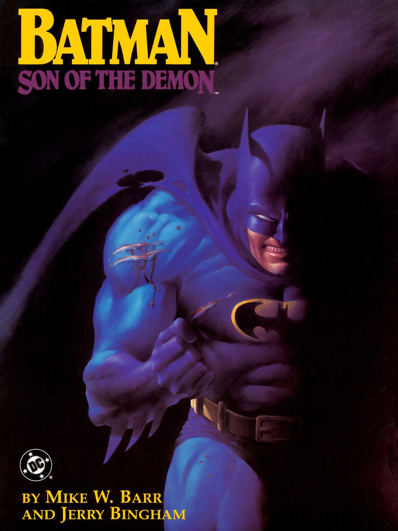 Batman: Son of the Demon Full Page 1