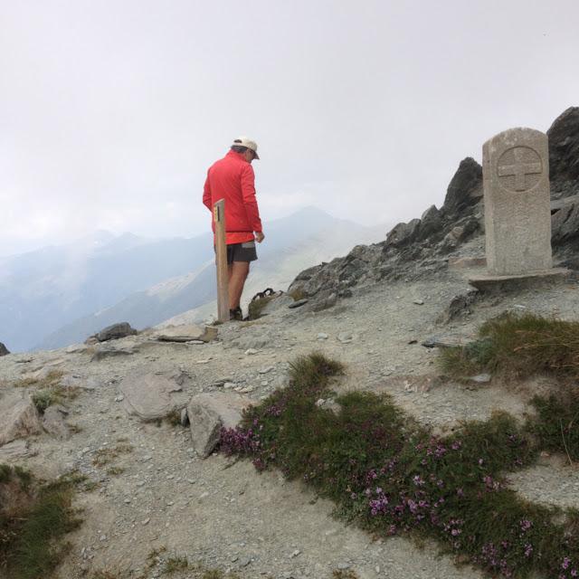 Rando avec accompagnateur en montagne dans les Alpes du Sud
