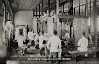 Matmaking, Male Division, Boggo Road Gaol, Brisbane, c.1912.