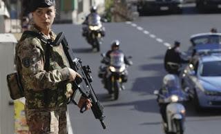 Μυστικές υπηρεσίες Ιταλίας: Στη χώρα υφίσταται τζιχαντιστική απειλή