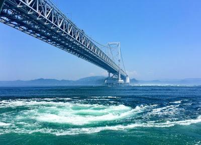 Pesona Tokushima Jepang