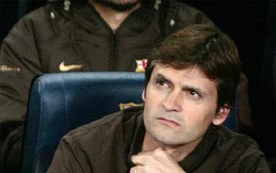 Tito Vilanova Barcelona