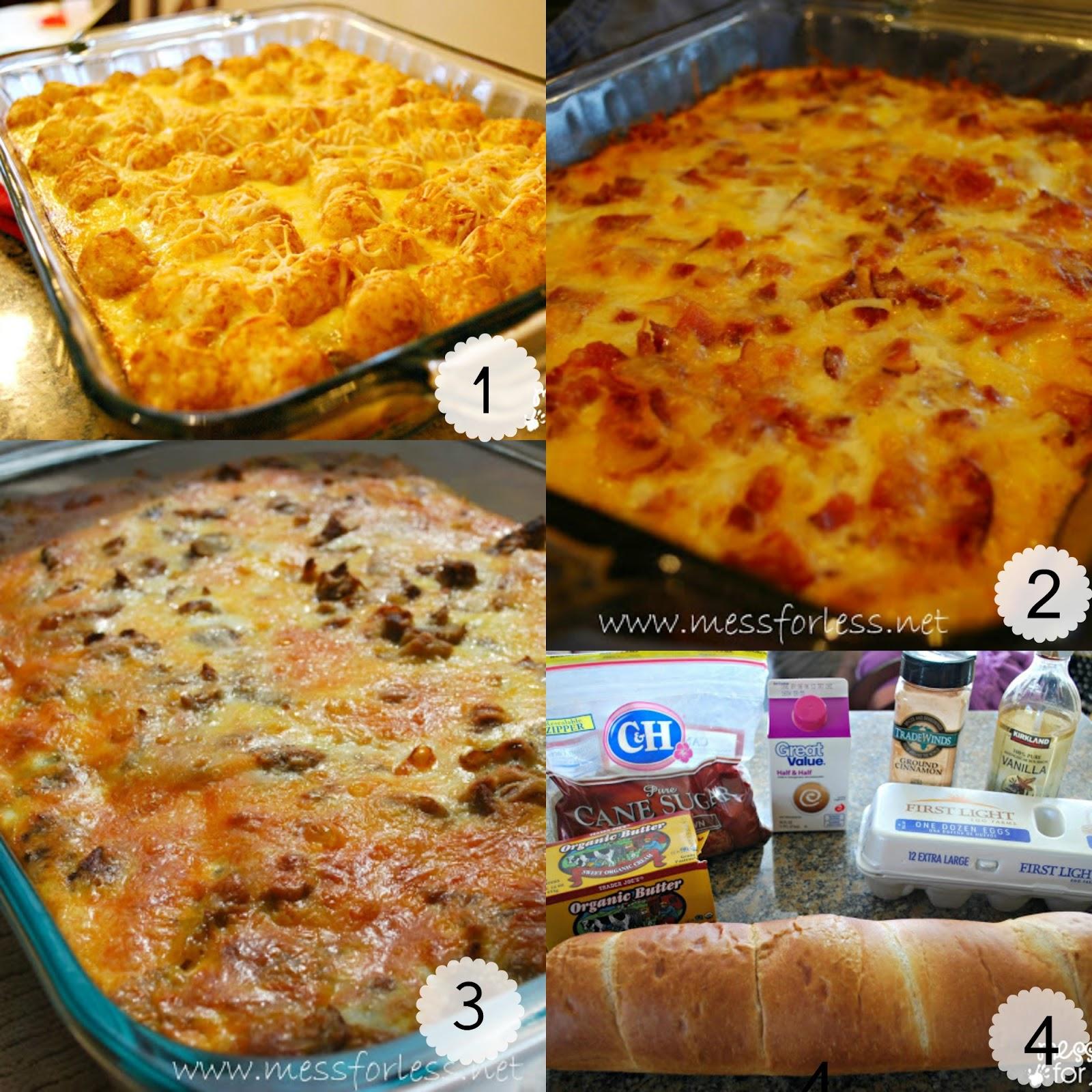 10 Simple Casserole Recipes - Food Fun Friday