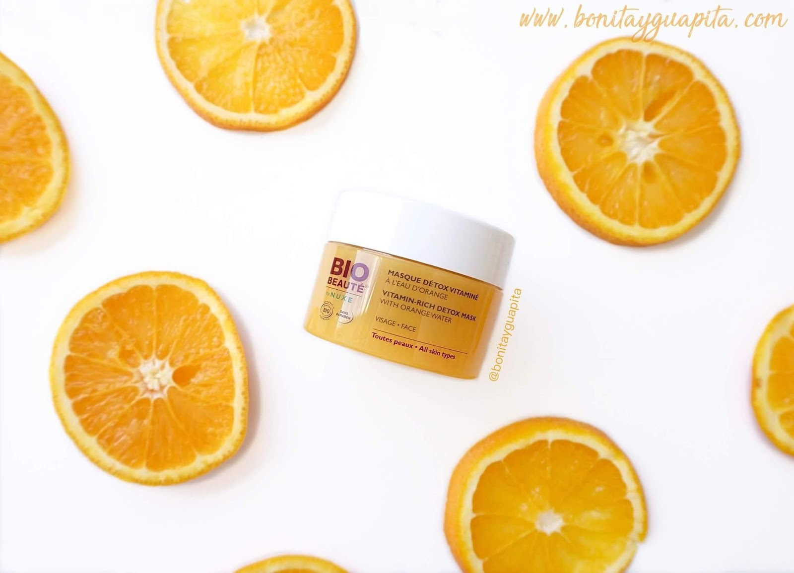 Mascarilla Detox Vitaminada BIO BEAUTÉ by NUXE