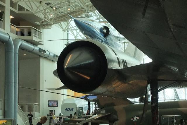 A-12 reconnaissance aircraft