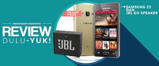 Kontes Review Gadget di Pricebook Berhadiah Gadget setiap bulannya