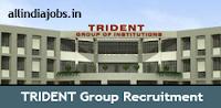 TridentGroup Recruitment