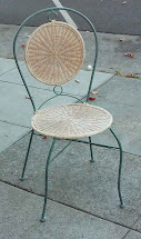 Uhuru Furniture & Collectibles Sold Wrought Iron And