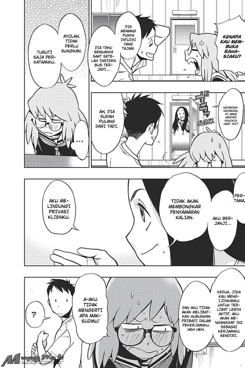Boku no Hero Academia Illegals Chapter 20-7