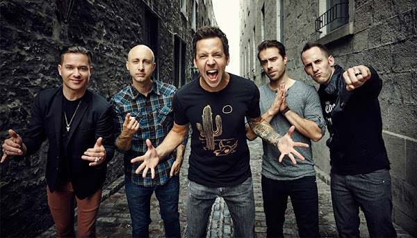"Simple Plan libera capa do novo single: ""Perfectly Perfect"""