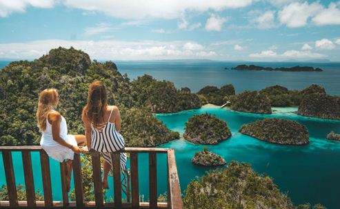 7 The Most Popular Destination Travel in Indonesia