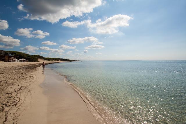 Spiaggia di Punta Prosciutto-Salento