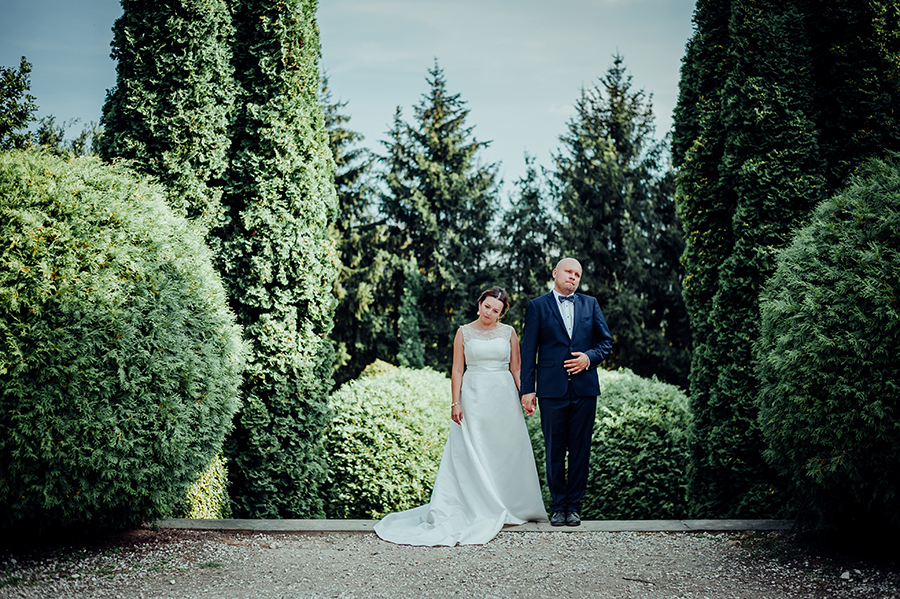 Zdjęcia ślubne w Muzeum Wsi Lubelskiej, skansen Lublin, plener ślubny