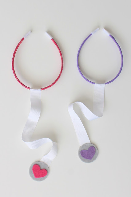 DIY Toy Stethoscope