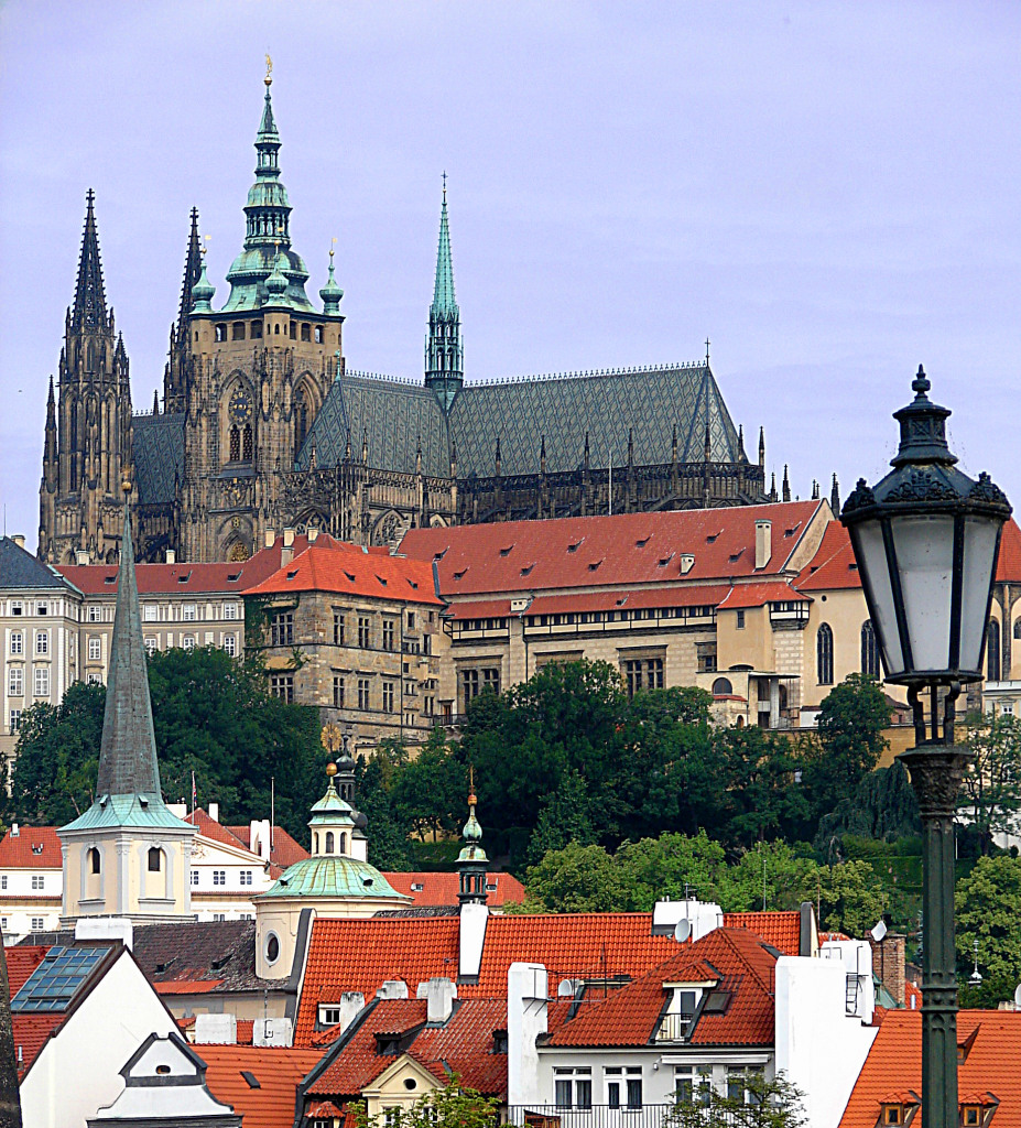 anniebikes: Czech Republic - The Prague Castle