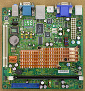 Mini-ITX-Board, (2008)