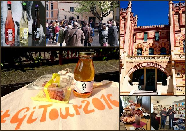 Troblada bloguera a Girona, #Gitour2016