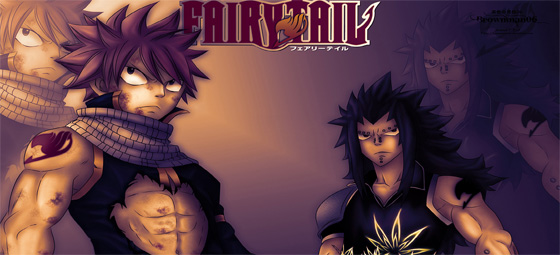 wallpapers hd anime Fairy Tail