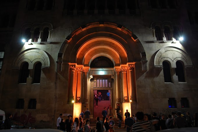 Program evenimente Noaptea Muzeelor 2017