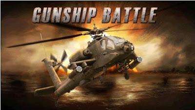 GUNSHIP BATTLE: Helicopter 3D MOD APK+Data v2.3.21
