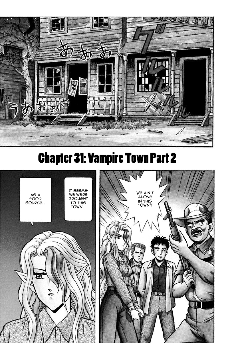 Outer Zone - Chapter 34