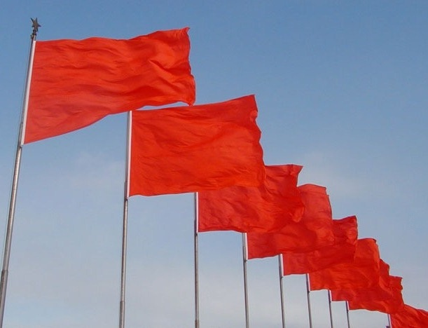 The Rules Revisited: Fifteen Red Flags in The Dating World