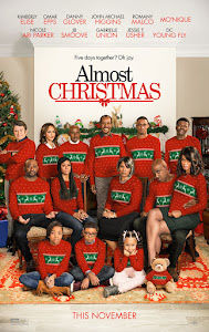 Almost Christmas Poster