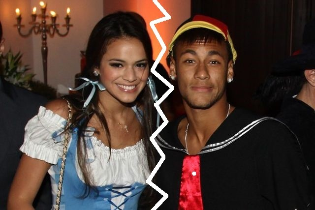 Neymar e Bruna Marquezine (Imagem: Reprodução/Internet)